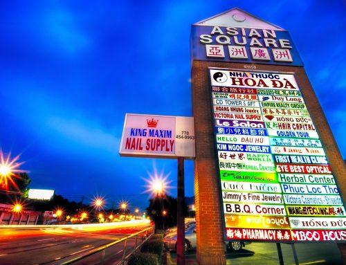 Asian-Owned Businesses in DeKalb